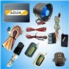 TWO WAY CAR ALARM WITH REMOTE ENGINE STARTER