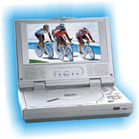 Portable DVD  HJ-2503