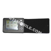 MP3 leather case