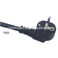 Power Supply Cable Cord Powercord Cordset Schuko P