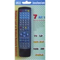 Universal remote control 7in1