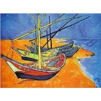oil painting van gogh