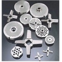 meat mincer plates knives blades
