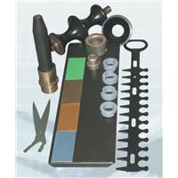 PTFE Coated Metalwork Hardware
