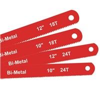 bi-metal hand hacksaw blades