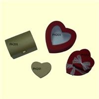 shaped gift box