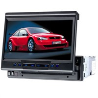 """7"""" In-Dash Car DVD Player With MP4"""