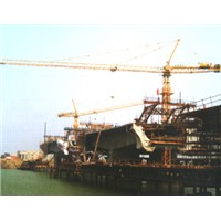 QTZ  series tower crane