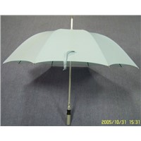 "23""x8k,straight auto open windproof umbrella"