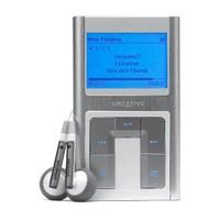 Creative Labs Zen Sleek 20GB MP3 player