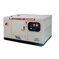 HDF silent series of diesel generators