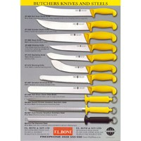 butcher knives and supplies