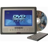 Portable tablet DVD player