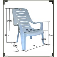Plastic  Chair   ST-033
