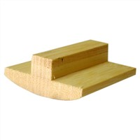 bamboo accessory(T-mold,stair nose reducer..)