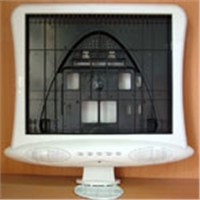 LCD Screen Display