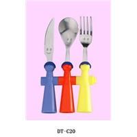 cute cutlery,dinnerware,tableware,knife,fork,spoon