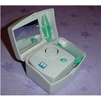 contact lens cleaning machine