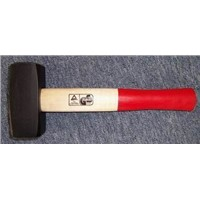 Stoning hammer,with wood handle,GS