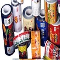Printed Rollstock, Plastic films in reels,laminate
