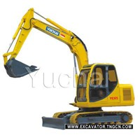 Hydraulic Backhoe Excavator