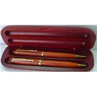 wooden ball pen gifts