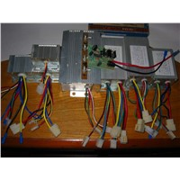 Controller and Converter for electric motor for la