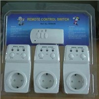 Remote Control Switch& Plugs (BH9936G-3)