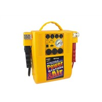 2 IN 1 JUMPSTART WITH COMPRESSOR
