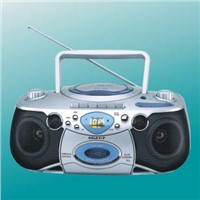 CD, VCD, MP3 Player With Karaoke Functions