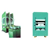 Plate Vulcanizer Products(Frame type)