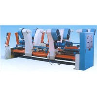 CORUGATED PAPERBOARD MAKING MACHINE