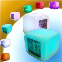 Moodicare Color Changing CLock