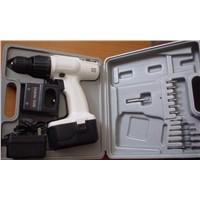18V cordless drill set