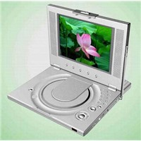 PORTABLE DVD(8 INCH TFT DISPLAY,WITH GAME&BULIT-I)