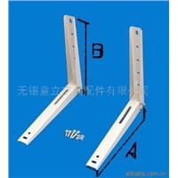Air conditioning wall brackets