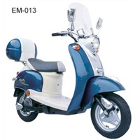 Motor-In-Wheel Electric Scooter: EM-013