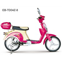 ELECTRIC BICYCLE:EB-TD04Z-8