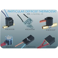 Special Defrost Thermostat