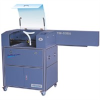 YM-535 laser engraving/cutting machine