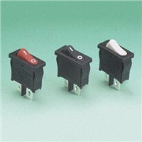 R6 Series Rocker Switches