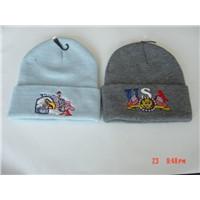 emboridery hats
