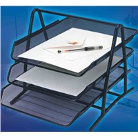 3 tier document tray