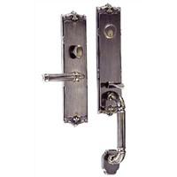 Solid brass grip handle