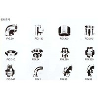 MALLEABLE IRON PIPE FITTINGS IN DIN STANDARD