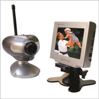 2.4G Wireless Camera System(Gun-shape)