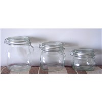 Glass Jars,Glass storage container