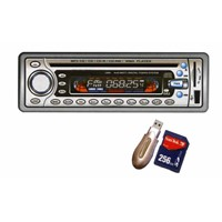 Car CD Player with USB jack