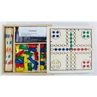 Wooden Game Set
