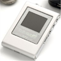 Mini MPX -MP3 With Moving Pic Display